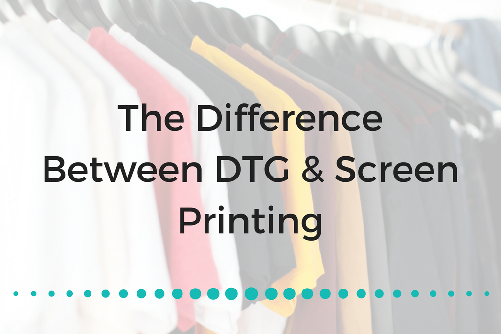a08248d6 DTG vs. Screen Printing | Blog - Printful