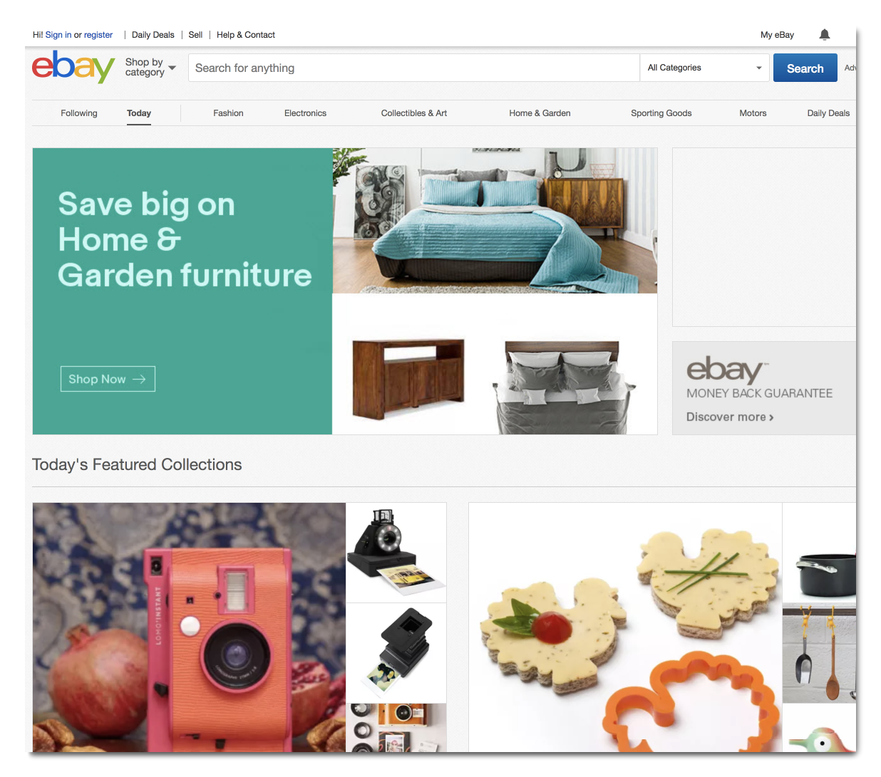 multichannel selling on eBay