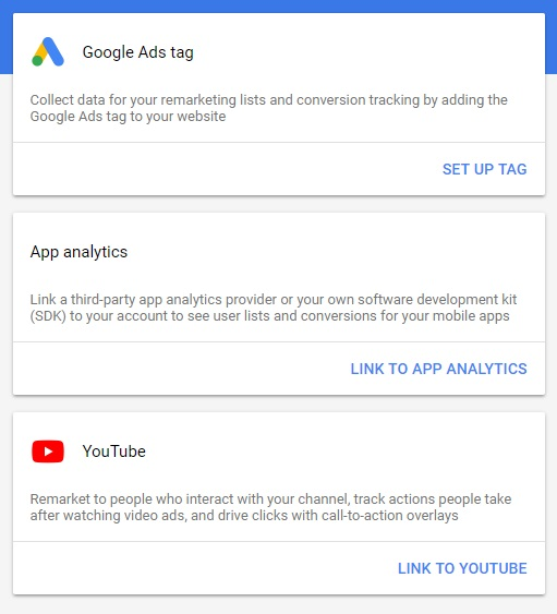 Google-ads-create-audience