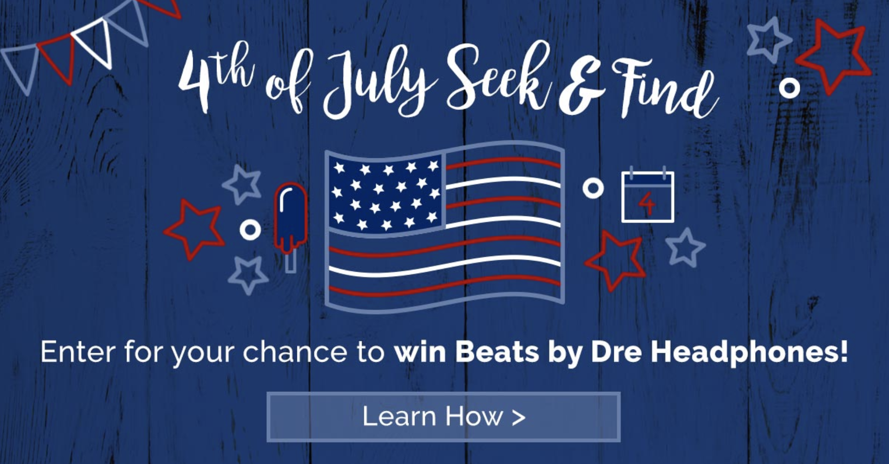 4th of july contest example