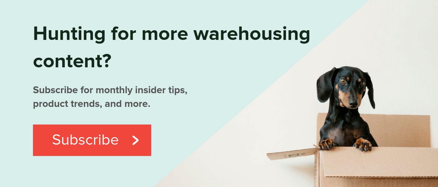 Warehousing and Fulfillment Newsletter