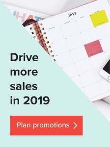 The Ultimate 2019 Ecommerce Holiday Marketing Calendar | Blog - Printful