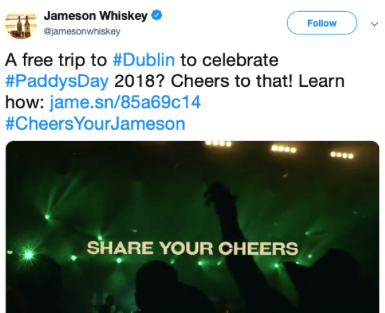 Social-media-giveaway-irish-whiskey