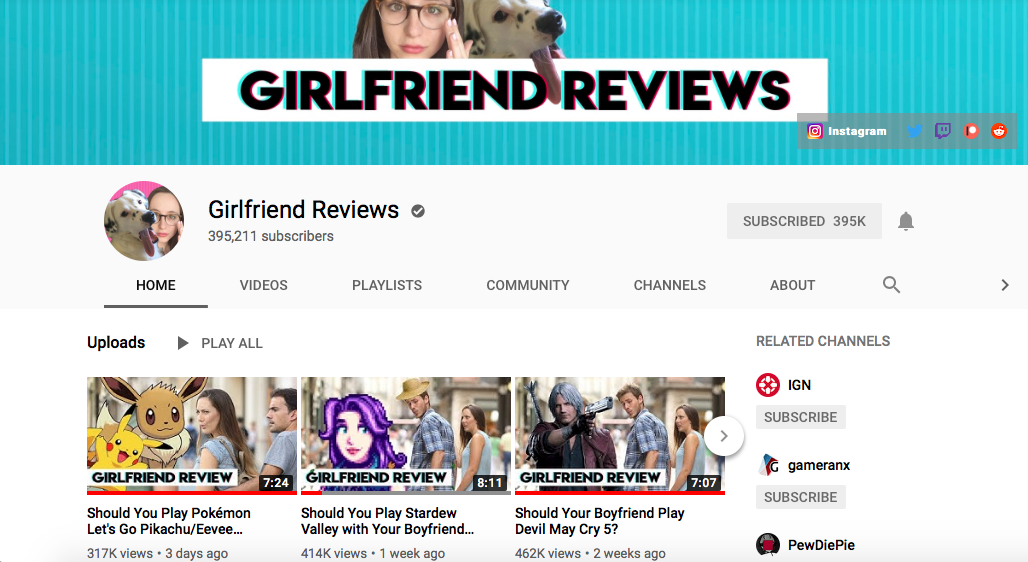 girlfriend_reviews_youtube