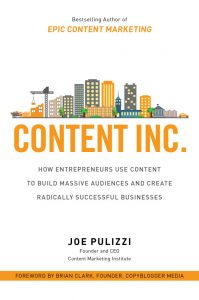 Content Inc. by Joe Pulizzi