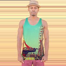 Custom all over print shirts