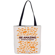 Personalized tote bags
