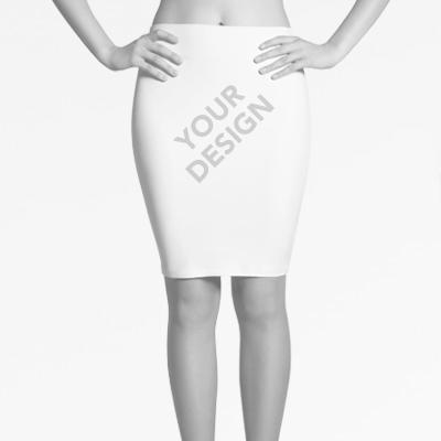 Skirt mockups