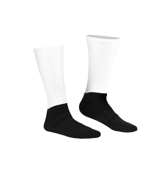 custom custom tube socks