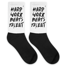 Custom socks