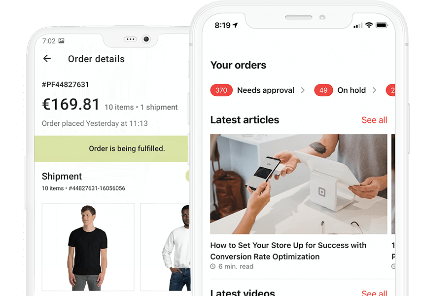 Printful: On-Demand Print & Embroidery Fulfillment and